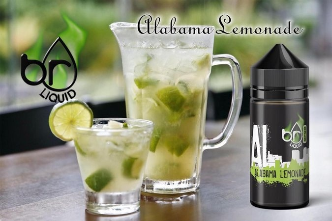 BrLiquid - Alabama Lemonade - 30ml