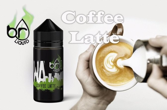 BrLiquid - Coffee Latte - 30ml