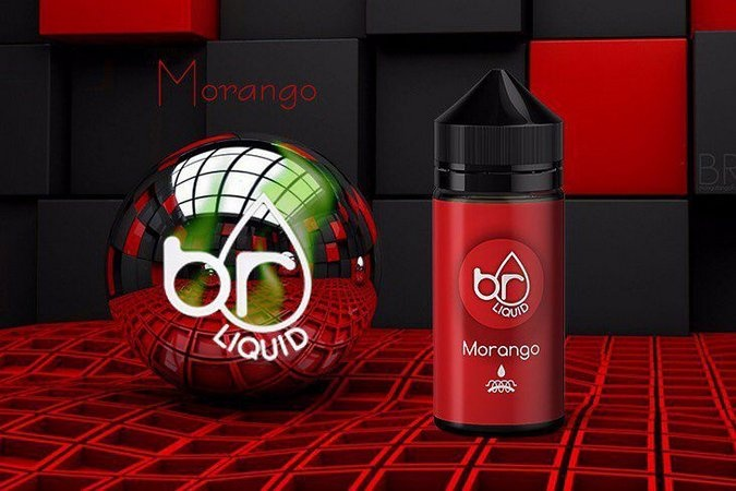 BrLiquid - Morango 30ml