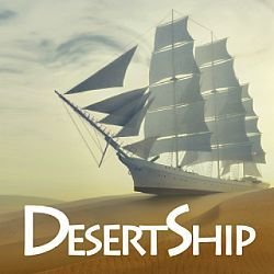 Flavour Art Desert Ship 30ml