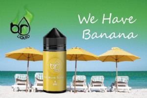 BrLiquid - Banana 30ml